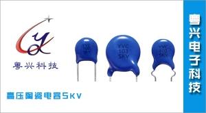 高压陶瓷电容5KV